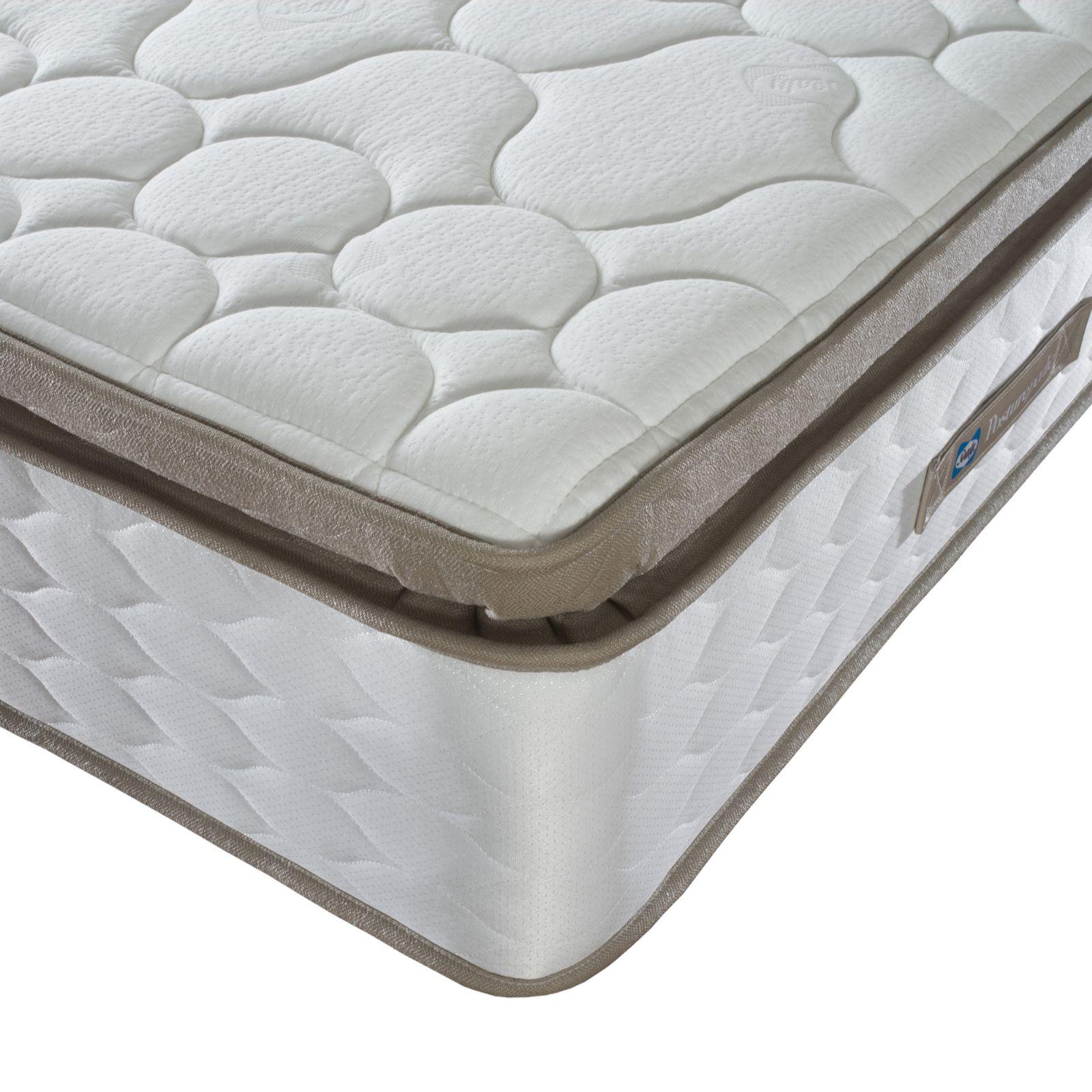 Sealy Posturepedic 660 Spring Geltex Pillow Top Mattress - Page 1 - QVC UK