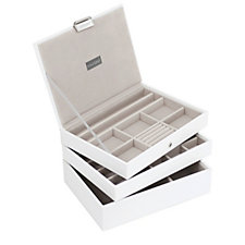 Stackers Lidded Classic Set with Added Watch Pad