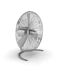Stadler Form Charly 48cm Floor Fan