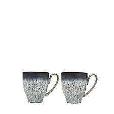 Denby Halo Set of 2 Mugs