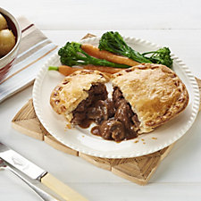 The Real Pie Company 12 Piece Sweet & Savoury Selection
