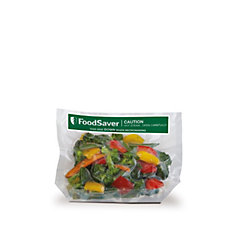 FoodSaver Set of 16 Freeze & Steam Microwaveable Cooking Bags
