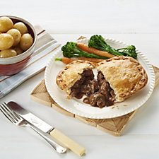 The Real Pie Company Great Taste Awards Pie & Pasty Selection