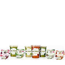 805290 - Soupologie Set of 8 Assorted Soup & Soup to Go Selection