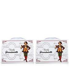 Venchi 1878 Italian Set of 2 Giandujotti Gift Bags