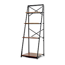Origami Deco 4 Tier Collapsible Shelf