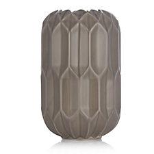 Kelly Hoppen Diamond Cut Tall Vase