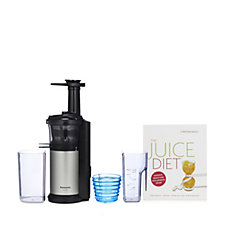 805398 - Panasonic MJ-L500 Slow Juicer