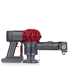 Dyson V6 Handheld Vacuum Cleaner with 6 Piece Accessory Kit
