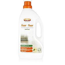 Vax Floor to Floor Sanitise Hard Floor Cleaning Solution