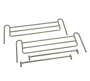 Duro Med Steel Home Bed Rails for Twin - V117900