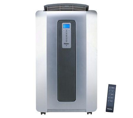 Haier 14 000 Btu Portable Air Conditioner With Remote