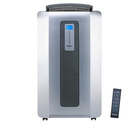 haier 14000 btu portable air conditioner manual