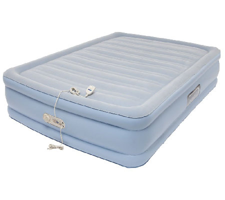 "Aerobed Queen Size Ever Dream 18"" Elevated Bed — QVC"