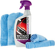 Rejuvenate Auto Waterless Car Wash & Wax Kit - V35003