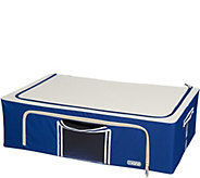 Kano Extra Large Storage Box w/ Steel Frame & Window Panel - V34004