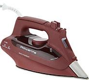 Rowenta 1715 Watt Focus Iron With Microsteam Soleplate - V35404