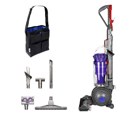 Dyson DC41 Animal Ball Upright Vacuum w/ Attachments & Mini Turbine