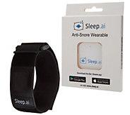 Sleep.ai Anti-Snore Device with Armband - V35207