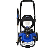 Blue Clean 2050 PSI Pressure Washer with On-Off Cart - V35407