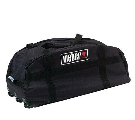 Weber Q Series Grill Duffel Bag Qvc Com