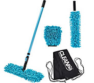 Clean 360 All Purpose Microfiber Dusting & Cleaning Kit - V32908