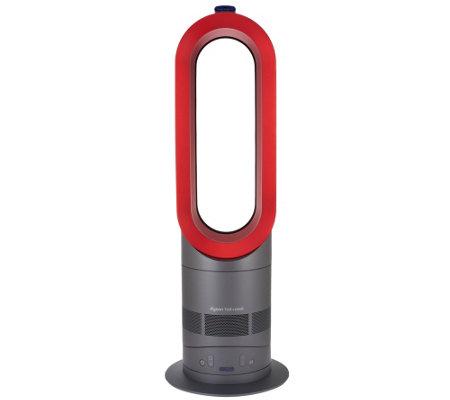 dyson am05 hot cool bladeless air multiplier heater. Black Bedroom Furniture Sets. Home Design Ideas