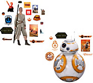 Star Wars FatHead Big and Junior Wall Decal Combo Pack - V33908
