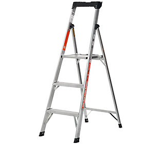Little Giant Xtra Lite 5 3 Step Lightweight Step Ladder