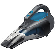 Black & Decker Cordless Lightweight Wet/Dry Hand Vacuum - V34709