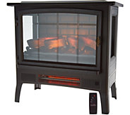 Duraflame Infrared Stove Heater w/ 3D Flame & Remote Control - V35009
