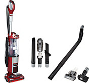 Shark DuoClean Slim Upright Vacuum w/6 Cleaning Tool Attachment - V34810