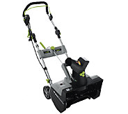 Earthwise 13.5 AMP Electric Snow Blower w/18 Wide Path - V33011