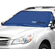 As Is FrostGuard Windshield & Wiper Cover w/ SecurityFeature - V127213