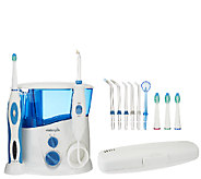 WaterPik Complete Care Sonic Toothbrush and Water Flosser - V33114