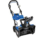 Ships 1/26 Snow Joe iON PRO 18 Cordless Rechargeable Snow Blower - V35617