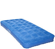 Aerobed Overnighter 8 Twin Size Airbed with Pump - V34719