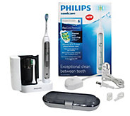 Philips FlexCare Platinum Sonic Electric Toothbrush - V119721