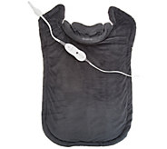 Sunbeam XXL Extended Neck Shoulder and Back Heating Wrap - V35522