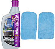Rejuvenate Restorer Indoor/Outdoor Surface Renewer w/2 Hand Mitts - V34523