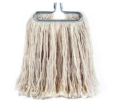 Fuller Brush Wet Mop Replacement Head Qvc Com