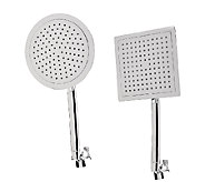 HotelSpa 9 Large Round or Square Rainfall Shower Head - V33324
