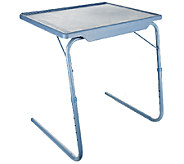 Table Mate XL Adjustable Solid Color Multi-Purpose Folding Table - V32625