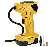 Stanley Cordless Air Compressor With Accessory Tips - V33625