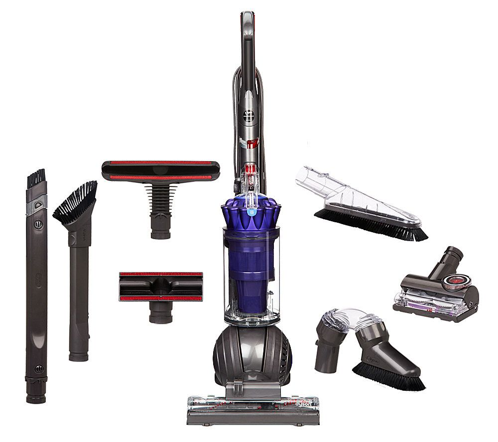 dyson dc41 animal ball upright vacuum with 7 attachments page 1 u2014 qvccom