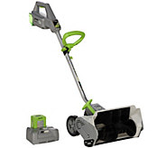 Earthwise 14 40 volt Battery Operated 14 Snow Shovel - V33726
