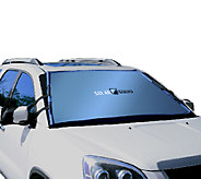SolarGuard Reflective Sunshade Windshield and Mirror Cover - V33327