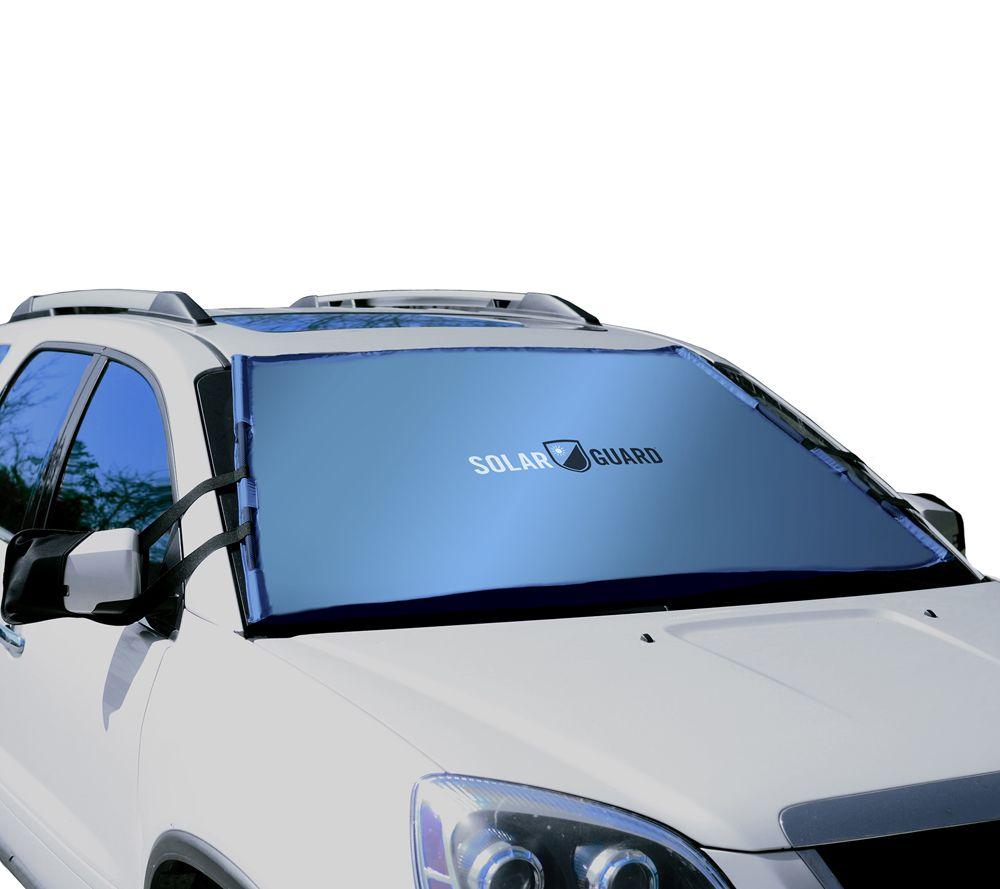 Solar Reflective Car Cover