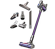 Dyson V6 Animal CordFree Vacuum with Tools & Attachments - V33428