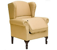 Risedale UpLift Wingback Comfort Chair from Carex - V119629
